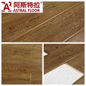 Waterproof HDF Laminate Flooring12mm/Mirror Surface /High Gloss /Laminate Flooring (AS6646) pictures & photos