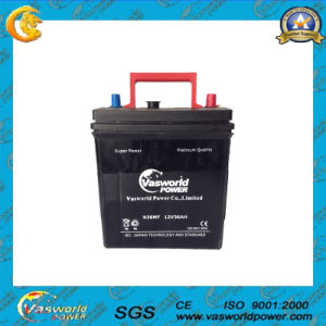 12V35ah JIS Maintenance Free Lead Acid Car Battery N35mf pictures & photos