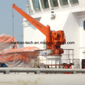 Signal Arm Rescue Boat Crane and Davit (HT23) pictures & photos