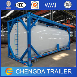 20FT 40FT LPG Storage Tank Container ISO Container Tanker for Sale pictures & photos