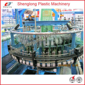 New Model Four Shuttle Circular Loom (SL-SC-4/750) pictures & photos