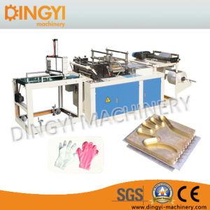 HDPE Disposable Gloves Making Machine pictures & photos