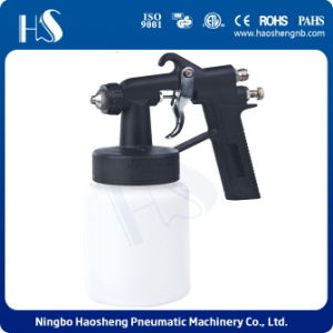 Low-Pressure Mini Spray Gun HS-472P pictures & photos