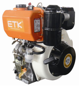 Recoil Start Diesel Engine Set (14HP) pictures & photos
