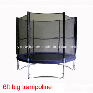 New Product Cheap Kids Big Indoor Trampoline Park pictures & photos