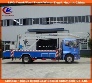 6 Wheels 16m 4X2 Foton High Platform/Altitude Operation Truck pictures & photos