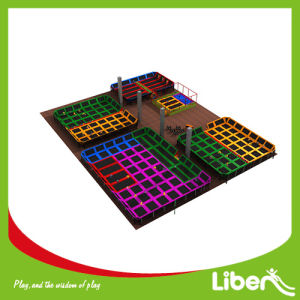 Chinese Indoor Playground Equipment Trampoline Park pictures & photos