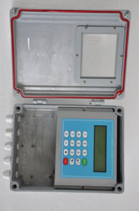 Clamp-on Type Carbon Steel Fixed Ultrasonic (Flow Meter) Flowmeter pictures & photos