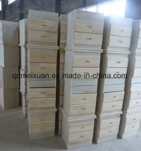 Direct Selling Real Wood Bedside Table with Drawer Bedside Table Store Content Ark Multi-Function Receive Ark Manufacturer Wholesale (M-X3565) pictures & photos