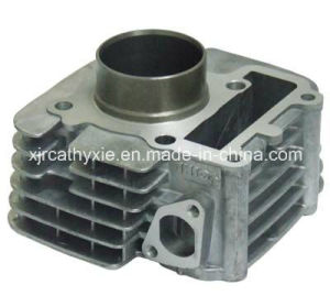 High Quality Motorcycle Cylinder, Motorcycle Parts (CZ125) pictures & photos