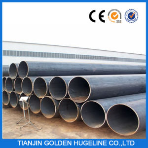 A53 Black Weld Carbon Steel Pipe pictures & photos