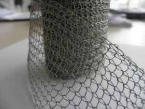 High Quality Knitted Wire Mesh pictures & photos