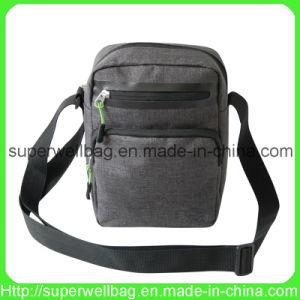 Polyester Men Crossbody Bag Messenger Shoulder Business Bag