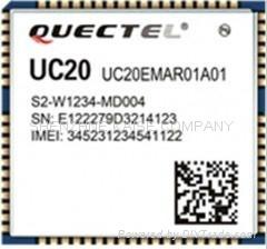 Quectel WCDMA/HSDPA Module-- UC20