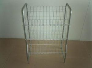 Steel Storage Shelf for Display pictures & photos