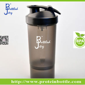 Cheaper 600ml Shaker Bottle BPA Free pictures & photos