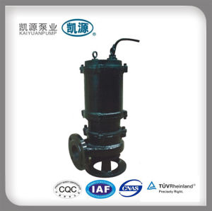 Qw Automatic Stir Sewage Submersible Pump for Dirty Water pictures & photos