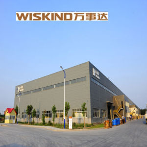 Wiskind Preab Steel Structure Workshop Steel Frame Building pictures & photos