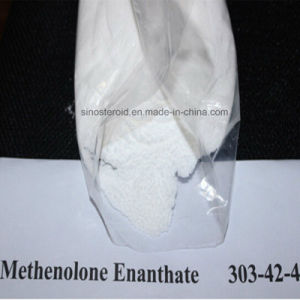 99% Purity Methenolone Enanthate CAS 303-42-4 Semi-Finished Bulking