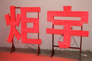 6mm/9mm/12mm/15mm LED Pixel Light Use on LED Advertising Billboard pictures & photos