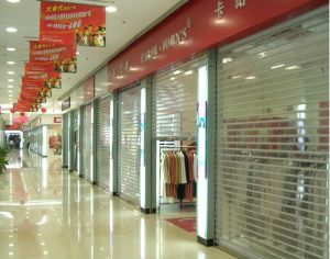 Polycarbonate Rolling Shutter Door (PC2) pictures & photos