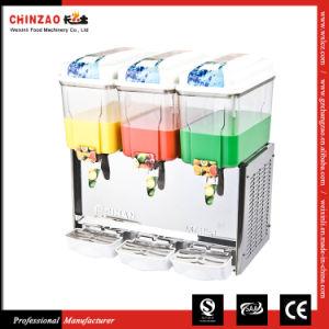 Electric Juice Dispenser Commercial Catering Equipment Lsj-12L*3 pictures & photos
