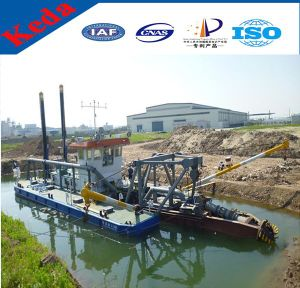 Hydraulic Cutter Suction Sand Dredger for Sale pictures & photos