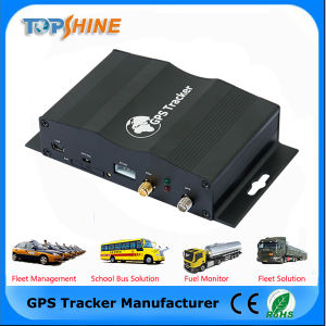 Fuel Monitoring Stole Oil Alert Vehicle GPS Tracker pictures & photos