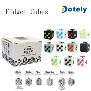 Fidget Cube 12 Sides Puzzle for Sale pictures & photos