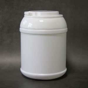 High Quality HDPE 2000g Plastic Bottle for Food Packaging pictures & photos