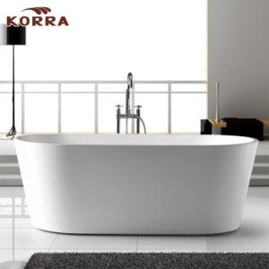 Cupc Hotel Freestanding Acrylic Bathtub pictures & photos