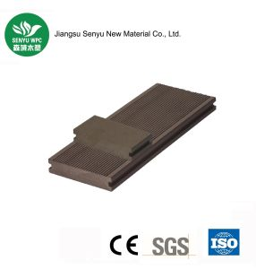 Outdoor Environmental Durable Solid WPC Decking pictures & photos