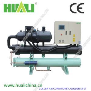 Single Screw Compressor Water Cooled Chiller for Air Conditioning pictures & photos