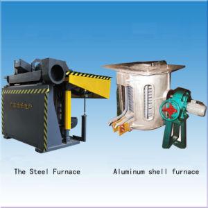 Melting Furnace for Copper Steel Aluminum Bronze Brass Melting Holding Furnace pictures & photos