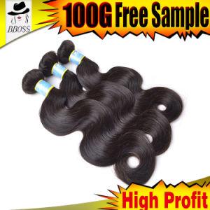 Charming Brazilian Natural Hair Human Bundle Weave Hair pictures & photos