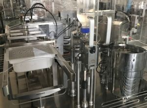 Syringe Filling and Plug Closing Machine (GZS 50-2N) pictures & photos
