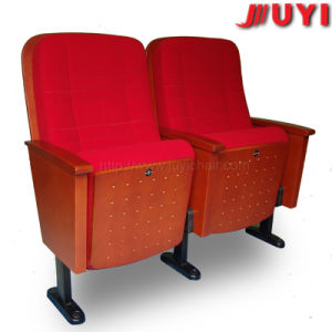 Jy-603m Outdoor 5D Recliner English Movies Wood Part Cup Holder Theater Seating Chairs Wooden Cafe Chair Theater Seat Numbers pictures & photos