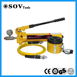 Cll-6002 600 Tons Safety Lock Hydraulic Lifting Jack pictures & photos