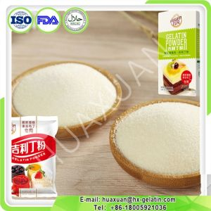 Hot Sale Food Grade Gelatin for Ice Cream pictures & photos