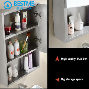 Good Quality Stainless Steel Bathroom Cabinet From China (BY-7608) pictures & photos