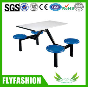 School Metal Canteen Table Set for Sale (SF-91) pictures & photos
