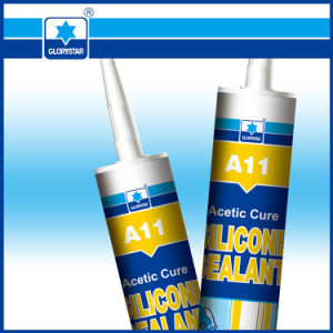 General Purpose Acetic Silicone Sealant pictures & photos