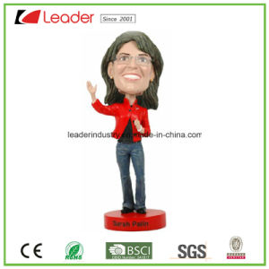 Polyresin Player Bobblehead Figurines for Home Decoration, Make Your Own Bobble Head pictures & photos