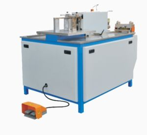 Copper Busbar Processing Bending Cutting Punching Machine Semi-Automatic Busbar Processing Machine pictures & photos