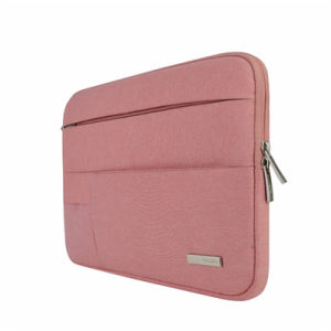 Fashion Hot Sale Lady Polyester Computer Laptop Sleeve Bag pictures & photos