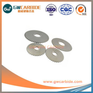 Ys2t Yl10.2 Yg15X Carbide Round Cutting Disc pictures & photos