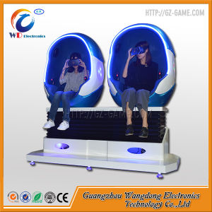 CE Certificate 9d Eggs Vr Triple Theater Chairs for Mall pictures & photos