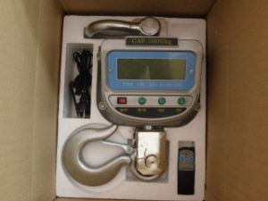 Weighing Scale Digital Hanging Scale 5000kg pictures & photos