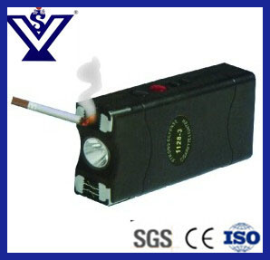 Stun Taser Gun with Pepper Spray (SYSG-3008) pictures & photos
