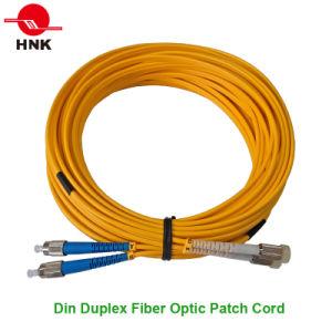 DIN Fiber Optic Patch Cord pictures & photos